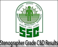 SSC Stenographer Results