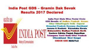 Bihar GDS Results