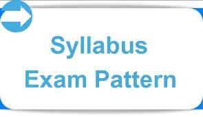 SSC JE Syllabus