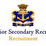 Indian Navy SSR Recruitment 2017 -2018 – Sailors for Senior Secondary Recruits Posts | Apply Online – Various Vacanies