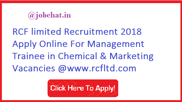 RCF Recruitment