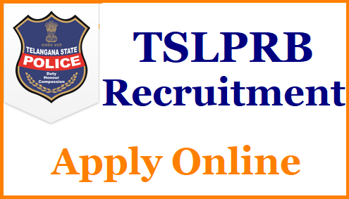TSLPRB Police Recruitment