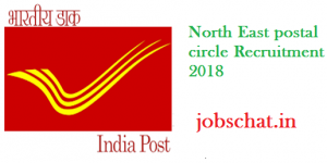 North East Postal Circle Recruitment