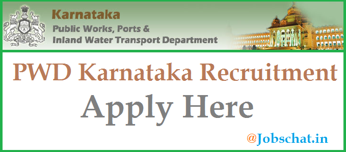 PWD Karnataka Recruitment 2019 | kpwd gov in 870 AE, JE (Civil) Posts