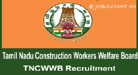 TNCWWB Recruitment